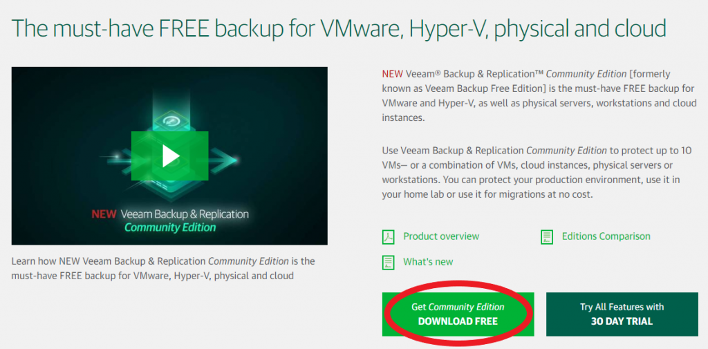 Installing Veeam Backup and Replication 9 5 Update 4a Community